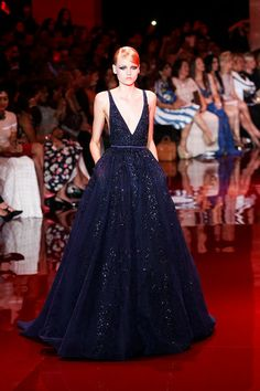 Elie Saab Fall-winter 2013-2014 - Couture