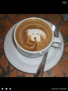 Cute coffee!