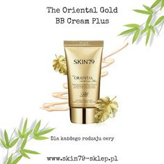 skin79-sklep.pl - SKIN79 The Oriental Gold BB Cream Plus (Potrójny krem BB)
