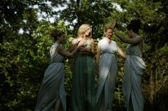 Victoria Hay as Titania, with Jeanine Bartel, Tania Van Pelt, Jenilyn Rodriguez. Photo by Lisa Stock. InByTheEye, 2013.