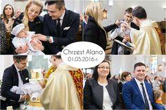Chrzest Alana || Fotograf na chrzest Warszawa