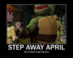 This is one of my fave raph memes!!!!