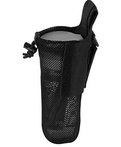 Myheartgoon Creative Foldable nylonTactical Molle Water Bottle Holder Belt Bottle Carrier for outdoor traveling hiking hunting boating jogging climbing BK *** To view further for this item, visit the image link.Note:It is affiliate link to Amazon.