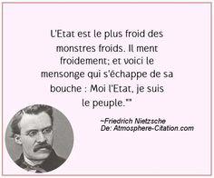 Citation de Friedrich Nietzsche – Proverbes Populaires Plus