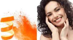 3 Amazing ways to use Orange peel powder to make you skin tone lighter Highlighter For Dark Skin, Dark Patches On Skin, Drooping Eyelids, Circle Face, Facial Steaming, Eye Wrinkle, Even Skin Tone, Orange Peel, Eye Cream