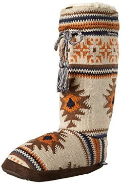 Muk Luks Women's Tall Grommet Desert Star Slouch Boot, Br... https://smile.amazon.com/dp/B00WS14TG0/ref=cm_sw_r_pi_dp_x_U-AvybTXARNHA