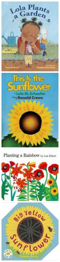 A garden themed preschool storytime with books, songs & fingerplays.  Garden, flowers, vegetables,  plants, preschool, storytime, story time.
