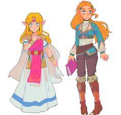 Zelda Link Between Worlds. And Breath of the Wild.