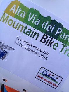 in mtb per i sentieri italiani: Alta Via dei Parchi Mtb trail