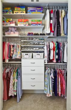 Elle's closet
