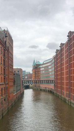 Canals and Bridges - Speicherstadt - Warehouse district in Hamburg, Germany - 11 Things About Hamburg That Make It Interesting as F**k