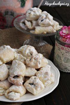 Máslové rohlíčky a posvícenské koláčky bez kynutí - Meg v kuchyni