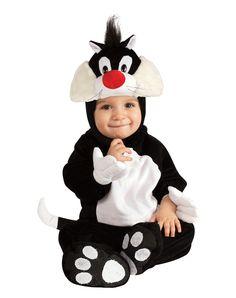 sylvester toddler costume