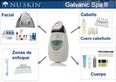 Aquí os muestro los diferentes cabezales que podemos utilizas con nuestra fantástica Galvanic Spa. Beauty Box, Beauty Skin, Health And Beauty, Beauty Makeup, Hair Beauty, Galvanic Facial, Galvanic Body Spa, Nu Skin, Skin Photo