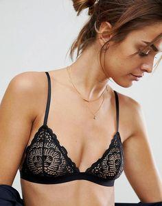 822fb74e94 DESIGN Rita basic lace mix   match triangle bra