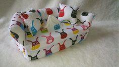 Wesega / Zvieratkový dekoračný obal na papierové vreckovky