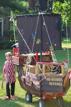 Pirate wagon