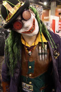 Really sweet Steampunk Joker