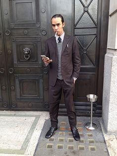 英国紳士に習え!ロンドンストリートスナップ|JOOY [ジョーイ]