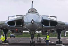 Covers for the Avro Vulcan
