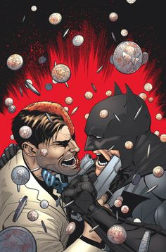 BATMAN AND TWO-FACE #27 Written by PETER J. TOMASI Art and cover by PATRICK GLEASON and MICK GRAY