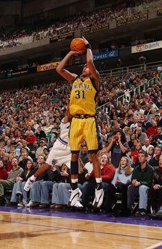 Reggie Miller, Indiana Pacers