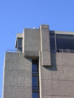 Yale Art & Architecture Building - Paul Rudolph