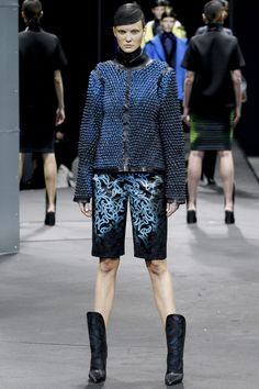 Alexander Wang's Heated Activated Garments - Fashioning Technology