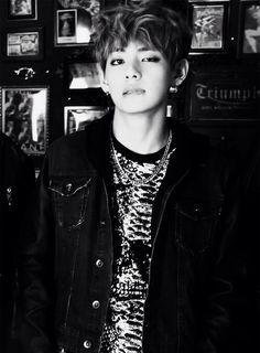 BTS' Taehyung