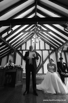 Speech during wedding ceremony. Taken by Mark Huntley Wedding Photography #Eastbourne #EastSussex www.markhuntley.co.uk