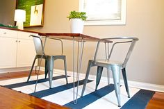Tiny Dining Room vs.Big Dining Table