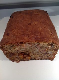 Crabapple bread pic- recipe link in other pin