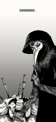 Queasy :: Shush | Tapastic Comics - image 1
