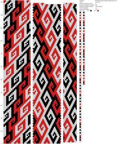 21 around bead crochet rope pattern Bead Crochet Patterns, Bead Crochet Rope, Beading Patterns, Cross Stitch Patterns, Knit Crochet, Beaded Jewelry, Beaded Bracelets, Native American Beading, Loom Beading