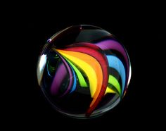 Rainbow Marble | Flickr : partage de photos !