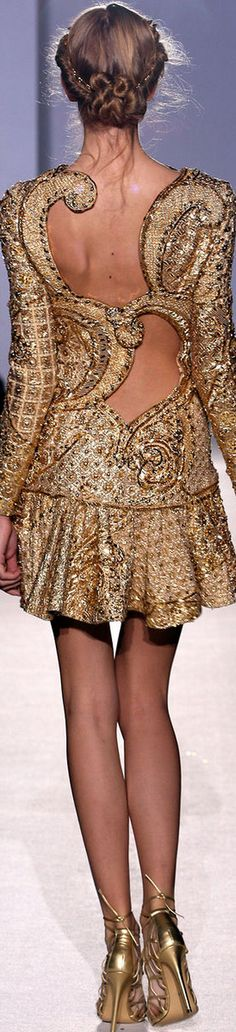 Zuhair Murad for Party Arty. If I must. (Love!)