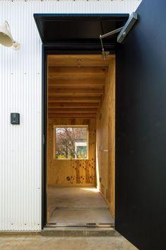 Cedar House, Pine House / S PLUS ONE architecture – nowoczesna STODOŁA   wnętrza…