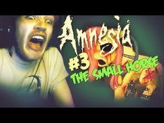Pewdiepie plays Amnesia Custom Story- Small Horse II part.3