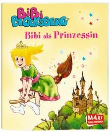 Bibi Blocksberg - Bibi als Prinzessin. Ab 4 Jahren.
