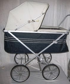 1960's baby doll buggy