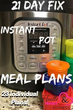 Picking meals to make is easy when following any diet plan; follow the pre-structured plan and you're good to go! The 21 day fix simplifies things, taking the