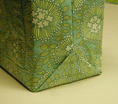 Fat Sack ~ Nice bag, I especially like the way the bottom's made. -- From Terry…