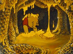 Learn the many reasons to visit the Hundred Acre Wood with Winnie the Pooh and pals. Disney Dream, Disney Love, Disney Magic, Disney And Dreamworks, Disney Pixar, Walt Disney Princesses, Old Disney, Disney Art, Winnie The Pooh Gif