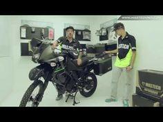BIKE BUILD KAWASAKI KLR 650 - YouTube