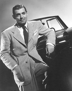 Clark Gable with a 1937 DBW Willinger Hollywood Story, Vintage Hollywood, Hollywood Icons, Classic Hollywood, Popular Actresses, Actors & Actresses, Old Movies, Vintage Movies, I Still Love Him