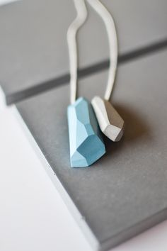 Pigmented Concrete pendant