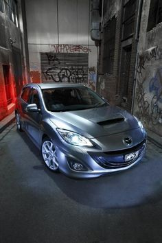 Mazda 3 sport - the car I wanted :(