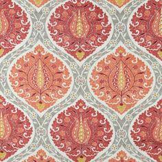 Portfolio Patrina Pomegranate Fabric