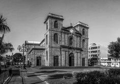 St. Louis Cathedrale 'B&W' ! by Shadil Eshanally on 500px