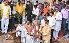 Airports in private sector atAmaravati, Vizag: Naidu - The Hindu